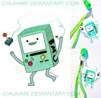 BMO-catch your controller by Chukairi