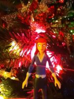 Gwen with Glowing Eyes Action Figure 1 by Finny-KunGoddess