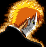 Hollow Ichigo by DarkAngelAmv
