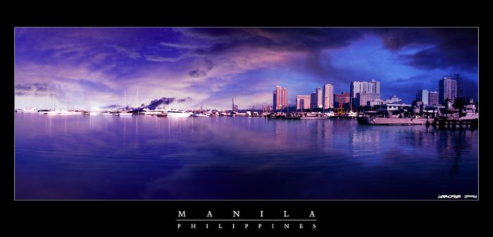 Manila - Philippines by OpenMic