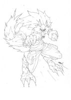Bloody Roar: Yugo by RAHeight2002-2012