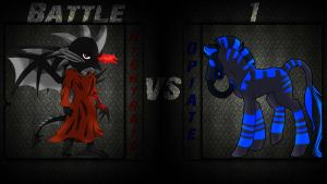 Pony Kombat New Blood 5 Round 2, Battle 1 by Mr-Kennedy92
