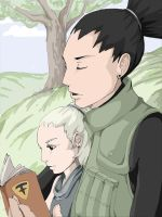 Shikamaru's daughter by Seraphim-burning