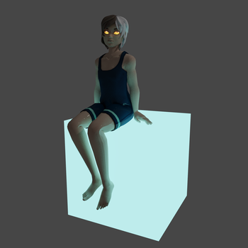 MMD to Blender Test by morrysillusion