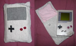 Game Boy Bag by Toadychan