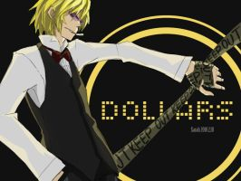 DOLLARS_shizuo by A-lphard