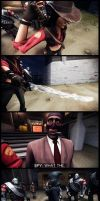 Team Fortress 2: The Spark: ACT 0 (PART11) by Kinia24Lara