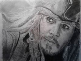 Jack Sparrow by Abby1111