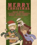Coffee.Muffins.Christmas. by Ryfenn