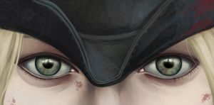 Lady Maria's eyes by Wingless-sselgniW