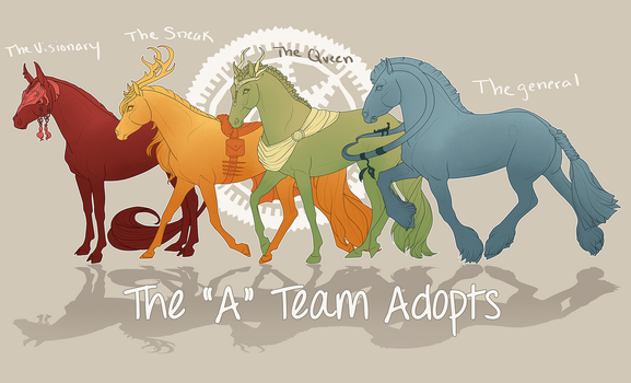 Design Your Adopt [SOLD!] by kaons