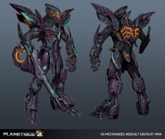 Vanu Sovereignty MAX by Hebime