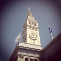 Ferry Building by Tithos