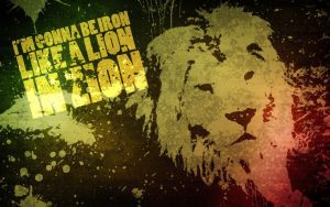 Iron Lion Zion by djog