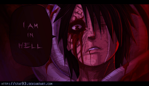 Naruto 605 - My Hell by staf93