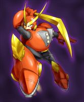 QUICKMAN ver.ROCKMAN MEGAMIX by pain-v