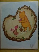 Winnie the Pooh by Avereal