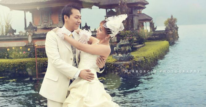 BALI IN LOVE by denysetiawan