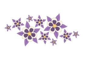 Vector Flowers by bethydesigns