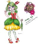 Ever After High OC Anika Pea by kamarza