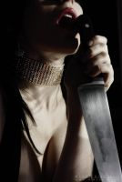 The Knife II by nena-suicide