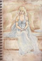Mother of Dragons by LuanaVecchio