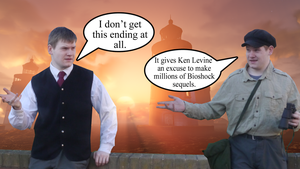 Bioshock Infinite Ending Explained by Party9999999