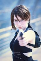 Time to... - Lara Croft Cosplay by Kawaii-Kioko