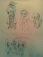 The Thomas Family pt.1 { READ DESCRIPTION } by Ask-TheLoveDoctor