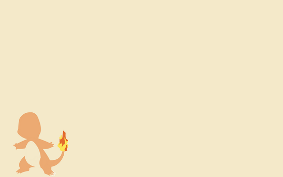 Minimalist Charizard by NattieD123