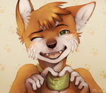 Keep smiling by Imalou