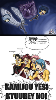 Crossover: Die QB The 2koma by HonooNoKarite