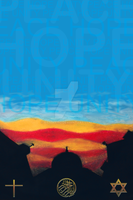 Peace Hope Unity by Bandlero