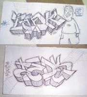 Sketchise by dadouX