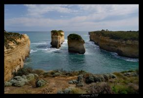 Great Ocean Road 2 by acorwyn