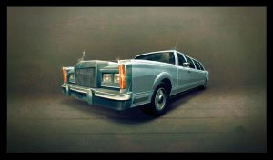 CAR(limousine) by didibu