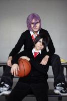 Kurobas - Muramuro - Talent is everything by presencez