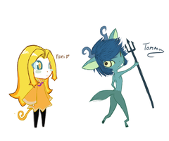 Noni and Tommy ref by C10ckw0rk