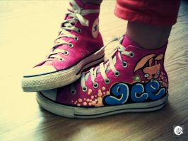 Cookiex Converse One by Matzeline