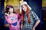wendy and mabel by NatalieCartman