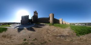 Planet Avila ::360 Pano:: 1:2 by rdevill