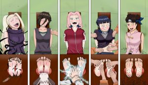 Naruto-The strangest exam, image by DivJustice