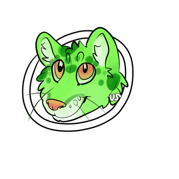 that might be a badge if I ever appeared on cons by Patryk1023