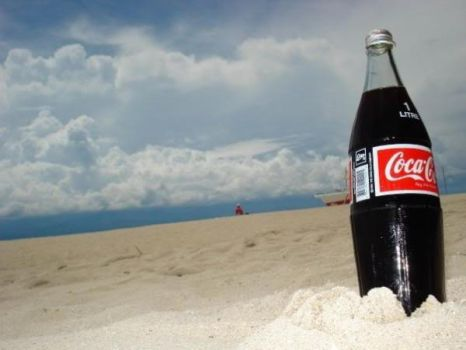 A summer with coke by johnsniper17