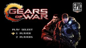 gears of war by kcgallery