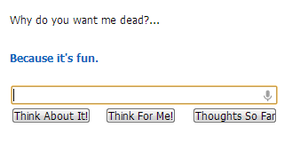 #3 Cleverbot. by InsaneCuteKitty