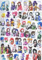 Felt pen doodles 65 by General-RADIX