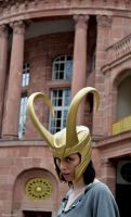Loki Cosplay at FBM 2013 by Mon-Kishu
