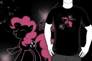 Pinkie Pie by NomiShirts