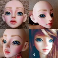 new face up by hellohappycrafts